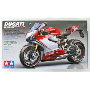 Tamiya Maquette de moto 300014132 Ducati 1199 Panigale S Tricolore 1:12