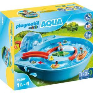 Playmobil 123 AQUA Figurine bassin aquatique 70267