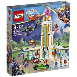 Lego 41232 - DC Super Hero Girls : L'école des Super Héros