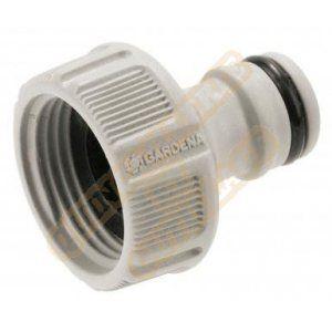 Gardena 18201-20 - Nez de robinet d'arrosage filetage 20/27