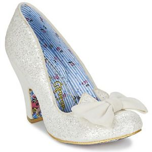 Irregular Choice Chaussures escarpins NICK OF TIME blanc - Taille 36,37,38,39,40,42,43