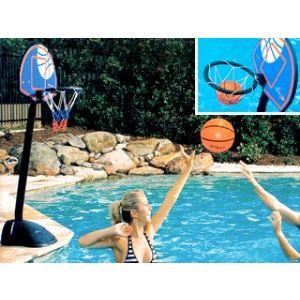 Basket Ball réglable pour piscine