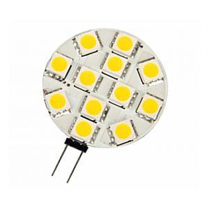 Superled Ampoule LED G4 2,4W Ronde lumière 20W Blanc Neutre (4100K)