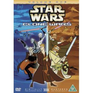 Star Wars: Clone Wars - Vol. 1 [Import anglais] [DVD]