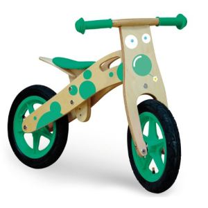 D'arpèje OFUN12 - Draisienne Woody Funbee : Bicycle