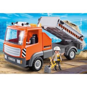 Playmobil 6861 City Action - Camion de chantier