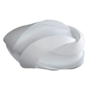 Zago Abat-jour Ribbon blanc Ø60 cm
