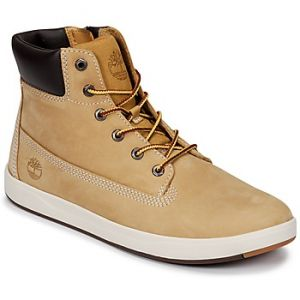Timberland Boots enfant Davis Square 6 Inch Boot