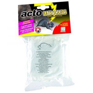Acto APPAT AVOINE RATS SOURIS 140GR (Vendu par 1) - COMPAGNIE GENERALE INSECTICIDE