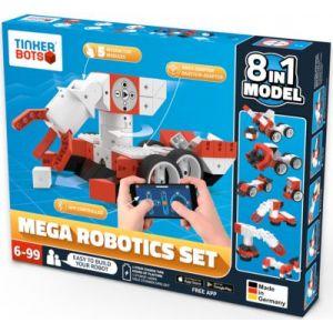 Tinkerbots Robotics Mega Set - Robot programmable