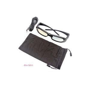 LG AG S250 - Lunettes actives TV (avec cordon de recharge et lingette)