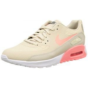 Nike W Air Max 90 Ultra 2.0 - Baskets Femme, Beige