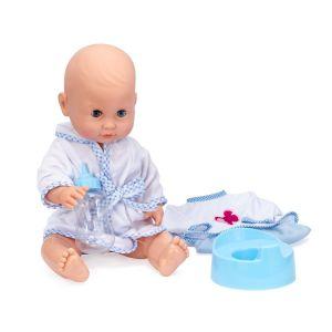 Calinou Bébé baigneur et son pot