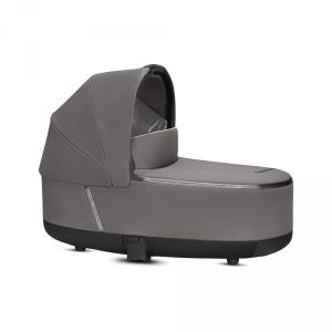 Cybex Nacelle de luxe priam manhattan grey