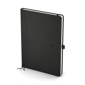 Oxford Agenda My Journal perpétuel - format 15x21 cm - couverture noire