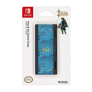 Hori Boîtier de jeux Pop & Go Zelda pour Nintendo Switch