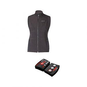 Lenz Gilet chauffant HEAT + batteries - Taille: L