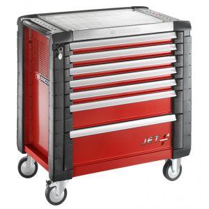 Facom JET.7M4 - Servante d'atelier mobile JET+ 7 tiroirs