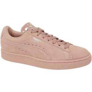 Puma Chaussures sportswear femme w suede jewel 39