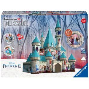 Ravensburger Puzzle 3D Château de la Reine des Neiges 216 pièces