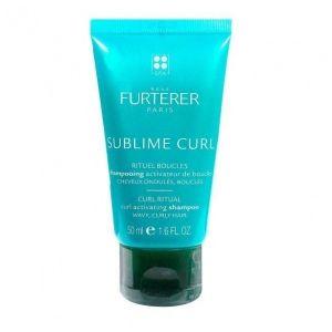 Furterer Sublime Curl - Shampoing activateur de boucles