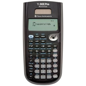 Texas instruments TI-30X Pro MultiView - Calculatrice scientifique