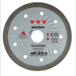 Reflex 920180 - Disque diamant mosaïque diamètre 180 mm