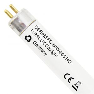 Osram Tubes fluorescents T5 80 W 865 HO (sortie élevée)