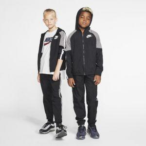 Nike Survêtement tissé Sportswear Garçon plus âgé - Noir - Taille XS - Male