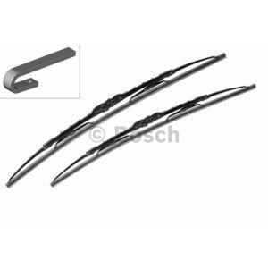 Bosch 3397118500 - 2 balais d'essuie glace 42 cm pour BMW 3-Serie