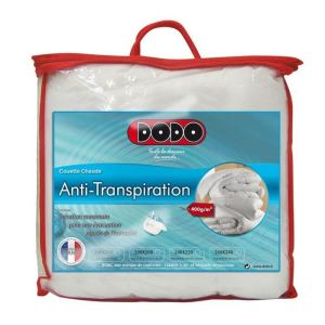 Dodo Couette anti-transpiration Top Air (140 x 200 cm)