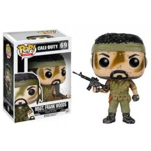 Funko Figurine Pop! Call Of Duty : Master Sergeant Frank Woods