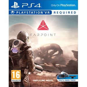 Farpoint - Playstation VR [PS4]