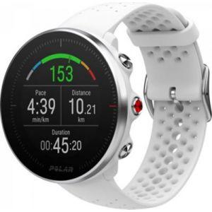 Polar Vantage M - Cardiofréquencemètre Mixte Adulte, Blanc, M-L