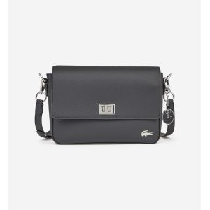 Lacoste Sac Bandouliere DAILY CLASSIC CROSSOVER Noir - Taille Unique