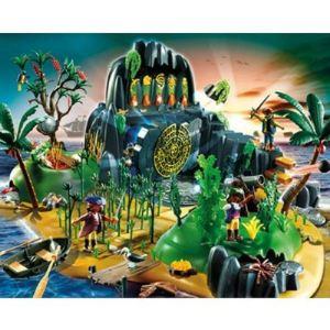 Playmobil 5134 - Ile mystérieuse des pirates