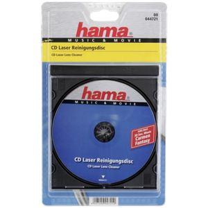 Hama 44721 - CD de nettoyage pour tête de lecture laser