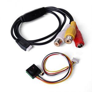 XC Source CN157 - Mini caméra de sécurité