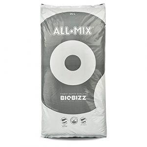 Biobizz Terreau all.mix en sac de 20 litres