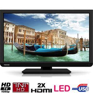 Toshiba 22L1333G - Téléviseur LED 55 cm tuner TNT HD