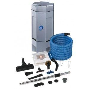 Aldes 11070375 - Aspirateur centralisé centrale dooble + set de nettoyage