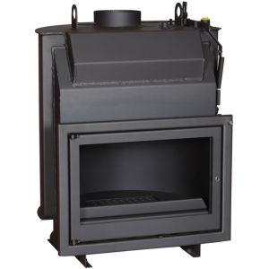 Ferlux K-80 - Foyer bouilleur chaudière à bois 30 kw
