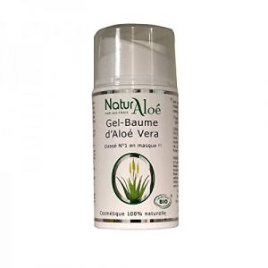 Naturaloe Gel-baume d'aloé véra Bio