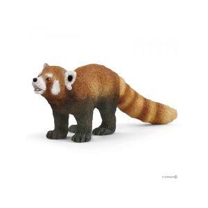 Schleich Panda Roux Wild Life Figurine, 14833, Multicolore