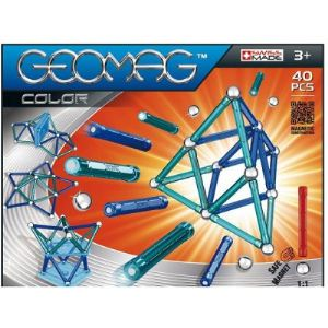 Geomag 6807 - Color 40 pieces