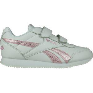 Reebok Urban - street Royal Jogger 2 Velcro - Pastel / White / Practical Pink / Silver - Taille EU 32