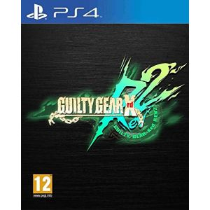 Guilty Gear Xrd : Rev 2 sur PS4