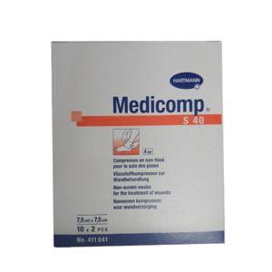 Hartmann Médicomp - Compresse stérile 7,5 cm x 7,5 cm