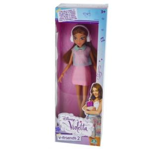 Giochi Preziosi Poupée Violetta : robe rose pale