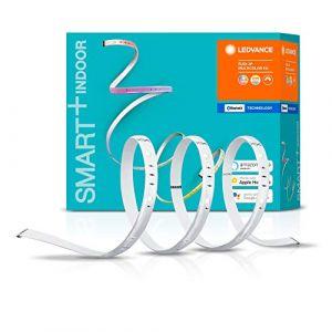 Ledvance Ampoule SMAR+ Bluetooth Kit Flex - Couleur changeante - Bande LED connectée